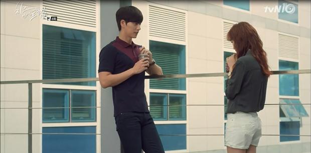 """""""Cheese In The Trap"""": Park Hae Jin hờn ghen vì thấy bạn gái thân thiết cùng Seo Kang Joon - Ảnh 13."""