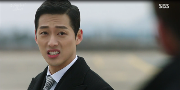 """""""Remember"""": Yoo Seung Ho nghẹn lời khi đã giải oan cho cha thành công - Ảnh 16."""