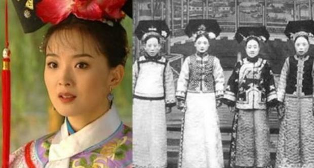 Vẻ đẹp thật sự của các phi tần Trung Quốc thời xưa khiến nhiều người ngã ngửa - Ảnh 4.