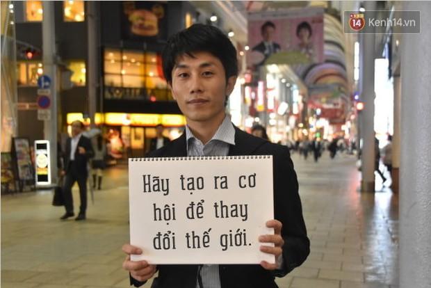 Đây là những điều người dân Hiroshima muốn nói với Tổng thống Obama - Ảnh 13.