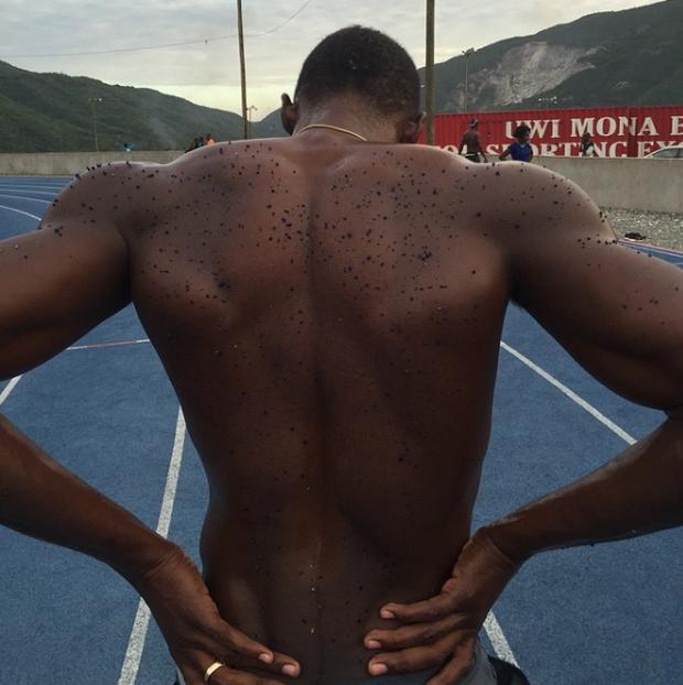 18 bức ảnh không thể tin nổi của các VĐV Olympic - Ảnh 13.