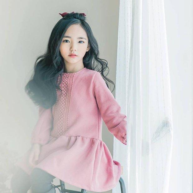 Chân dung cô bé Hàn Quốc xinh đẹp đến mức có thể khiến trái tim bạn tan chảy - Ảnh 6.