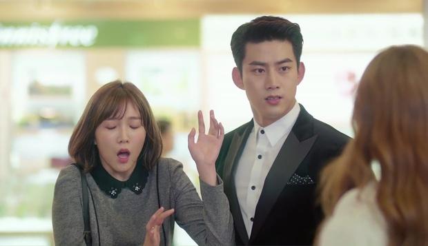"""""""7 First Kisses"""": Vừa bị tạt rong biển vào mặt, nữ chính đã được gặp ngay Lee Jong Suk - Ảnh 15."""