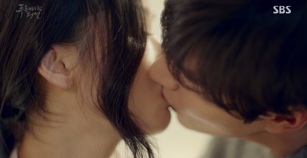 Đêm Giáng Sinh, cùng ngắm 10 nụ hôn của màn ảnh Hàn năm 2016 từng khiến bạn rung rinh - Ảnh 20.
