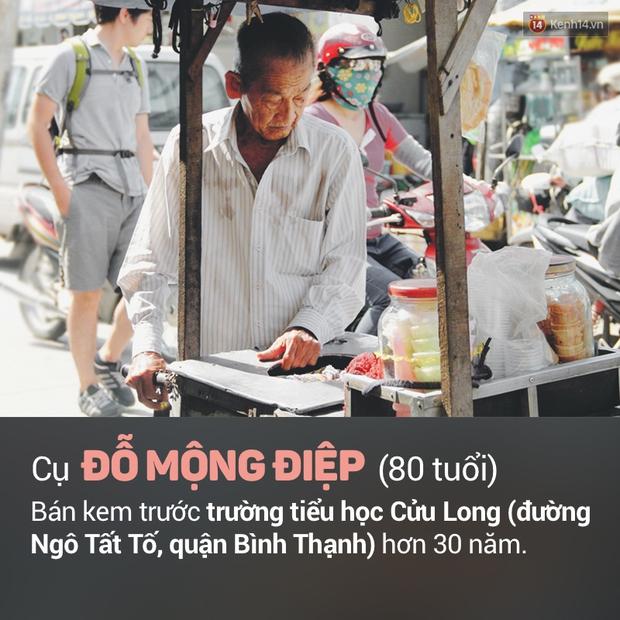Ghi nhớ những địa chỉ ăn vặt này để ủng hộ các cụ già vẫn phải mưu sinh ở Sài Gòn - Ảnh 5.