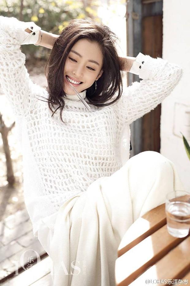 Thái tử phi Trương Thiên Ái lại gây thương nhớ với nụ cười rạng rỡ - Ảnh 9.