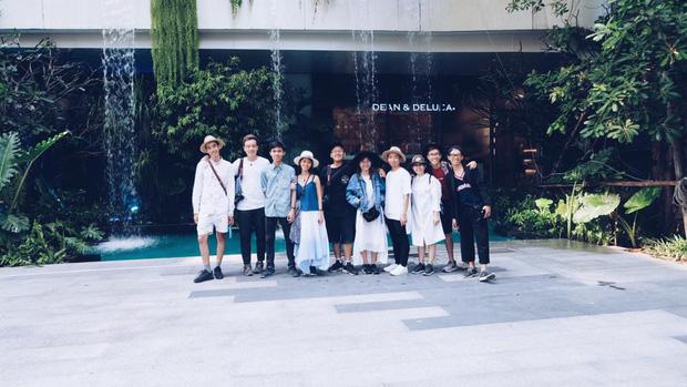 Đi Thái Lan, nhóm bạn Việt Nam diễn lại bộ ảnh du lịch chất lừ như tạp chí thời trang - Ảnh 3.