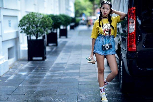 4 hot girl Việt siêu gợi cảm, sexy nhưng ngoài đời thì... bé tẹo! - Ảnh 24.