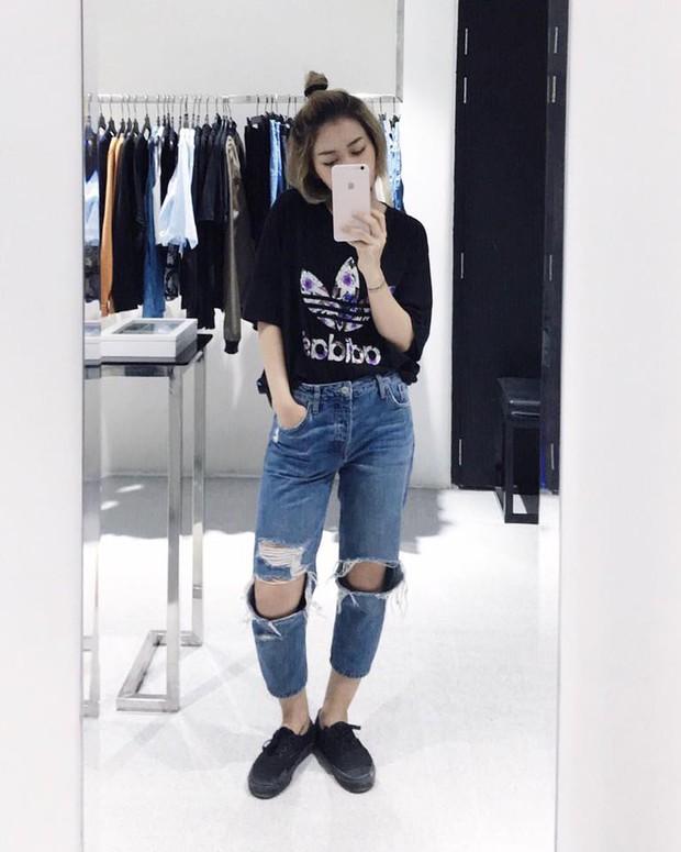 4 hot girl Việt siêu gợi cảm, sexy nhưng ngoài đời thì... bé tẹo! - Ảnh 30.