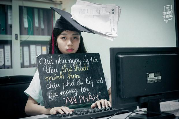 Bạn tiếc nuối điều gì nhất trong suốt quãng đời sinh viên của mình? - Ảnh 8.