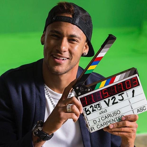 Neymar đóng bom tấn xXx cùng người hùng cơ bắp Vin Diesel - Ảnh 2.