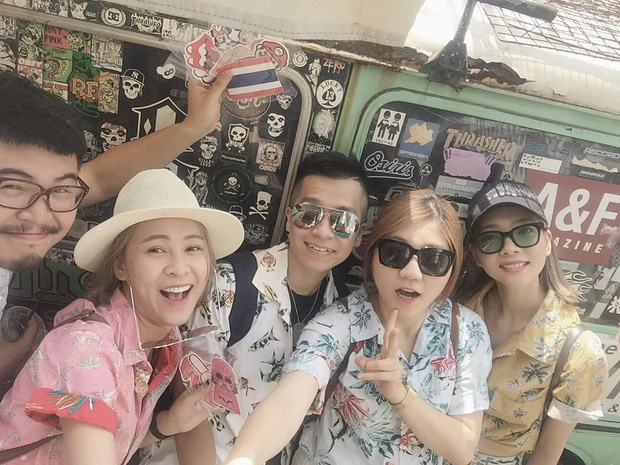 Xu hướng mới của bạn trẻ Việt Nam: Đi du lịch nhóm, mặc đồ cùng tông rồi diễn như tạp chí! - Ảnh 15.