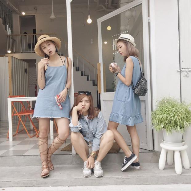 Xu hướng mới của bạn trẻ Việt Nam: Đi du lịch nhóm, mặc đồ cùng tông rồi diễn như tạp chí! - Ảnh 11.