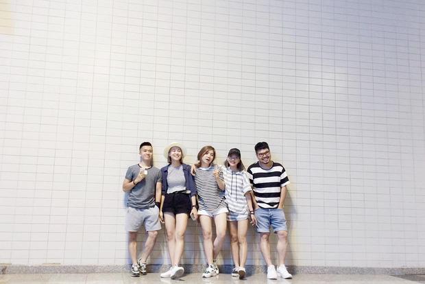 Xu hướng mới của bạn trẻ Việt Nam: Đi du lịch nhóm, mặc đồ cùng tông rồi diễn như tạp chí! - Ảnh 16.