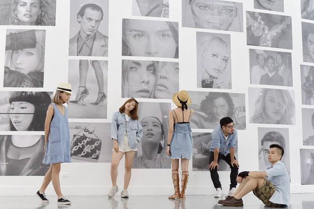 Xu hướng mới của bạn trẻ Việt Nam: Đi du lịch nhóm, mặc đồ cùng tông rồi diễn như tạp chí! - Ảnh 13.