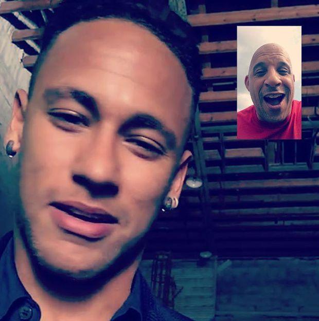 Neymar đóng bom tấn xXx cùng người hùng cơ bắp Vin Diesel - Ảnh 1.