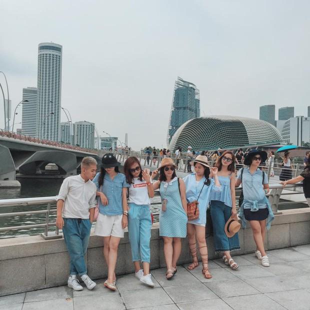 Xu hướng mới của bạn trẻ Việt Nam: Đi du lịch nhóm, mặc đồ cùng tông rồi diễn như tạp chí! - Ảnh 7.