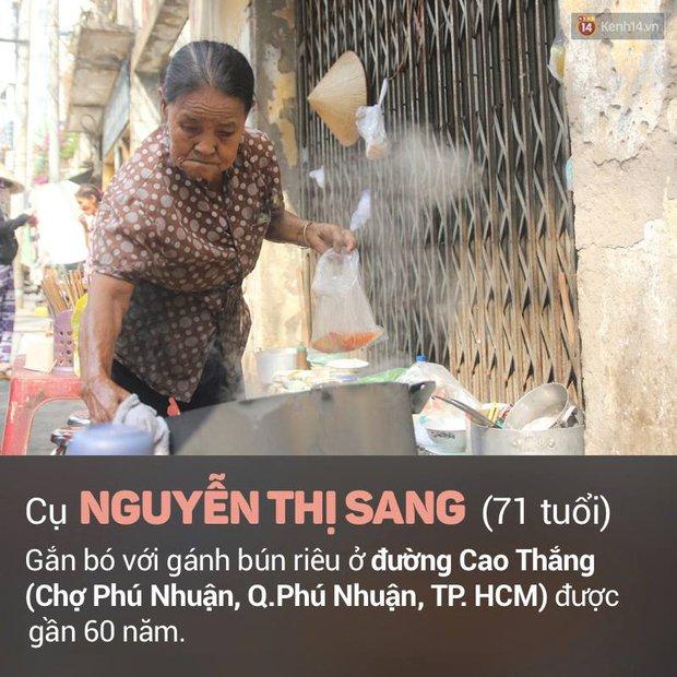 Ghi nhớ những địa chỉ ăn vặt này để ủng hộ các cụ già vẫn phải mưu sinh ở Sài Gòn - Ảnh 6.