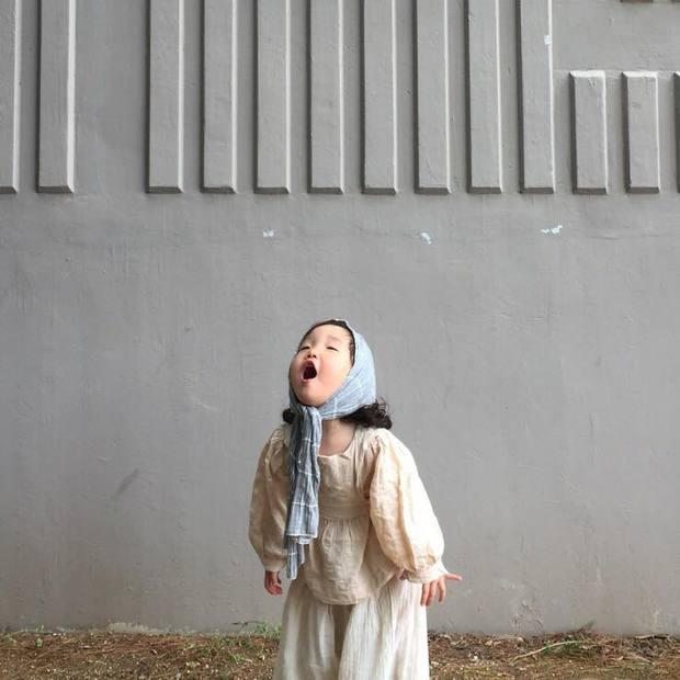 Cô bé Hàn Quốc với loạt biểu cảm đáng yêu xuất sắc này đang gây bão khắp mạng xã hội - Ảnh 9.