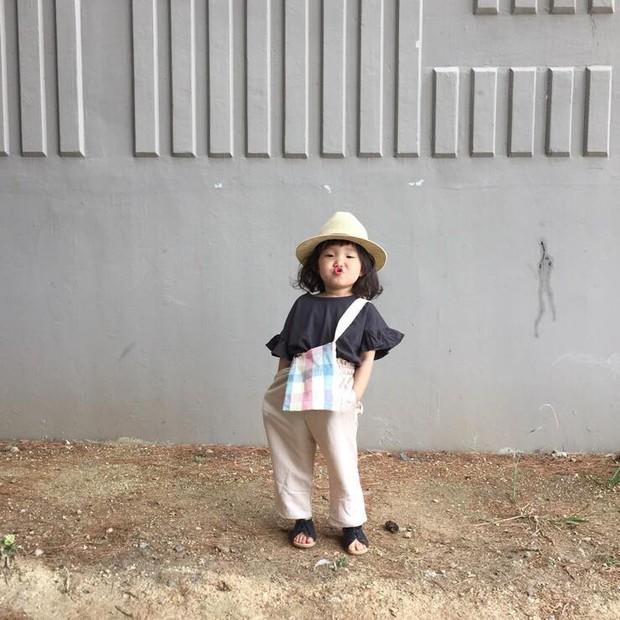 Cô bé Hàn Quốc với loạt biểu cảm đáng yêu xuất sắc này đang gây bão khắp mạng xã hội - Ảnh 16.