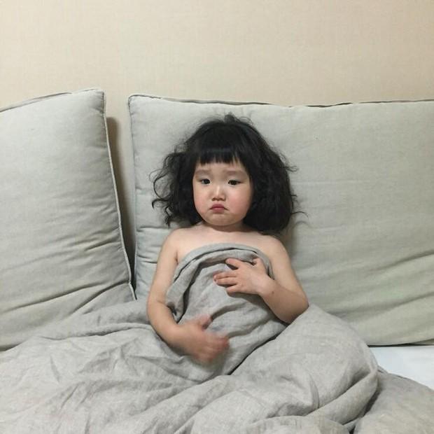 Cô bé Hàn Quốc với loạt biểu cảm đáng yêu xuất sắc này đang gây bão khắp mạng xã hội - Ảnh 17.