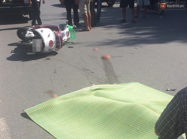 Hà Nội: Thiếu nữ sinh năm 2001 chết thảm trên đường đi nhập học - Ảnh 1.
