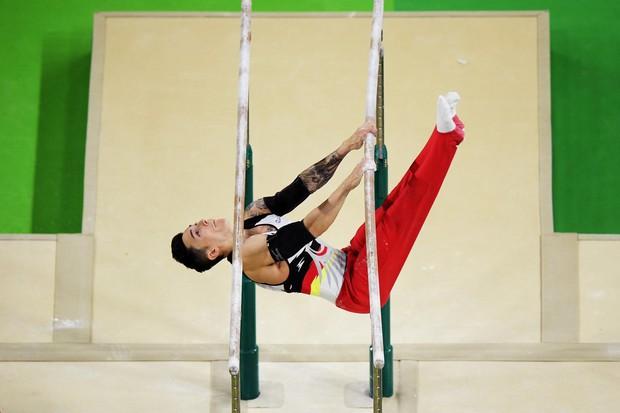 Mỹ nam gốc Việt Marcel Nguyễn ghi dấu ấn khó tin ở Olympic Rio 2016 - Ảnh 1.