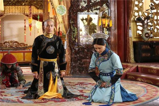 Công chúa Bạch Tuyết Trịnh Sảng tấn công phim ảnh Hoa ngữ - Ảnh 18.