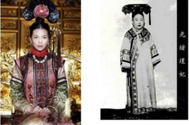 Vẻ đẹp thật sự của các phi tần Trung Quốc thời xưa khiến nhiều người ngã ngửa - Ảnh 2.