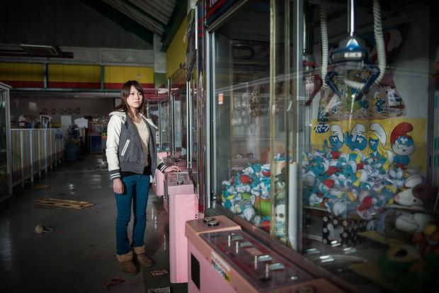 Nhật Bản: Người dân Fukushima trở lại thành phố ma trong loạt hình đầy ám ảnh - Ảnh 14.