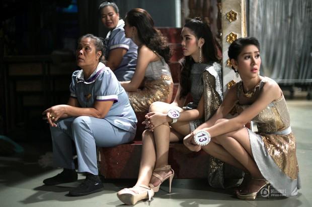 Chùm ảnh: Hậu trường cuộc thi Hoa hậu chuyển giới được quan tâm nhất Thái Lan - Ảnh 15.
