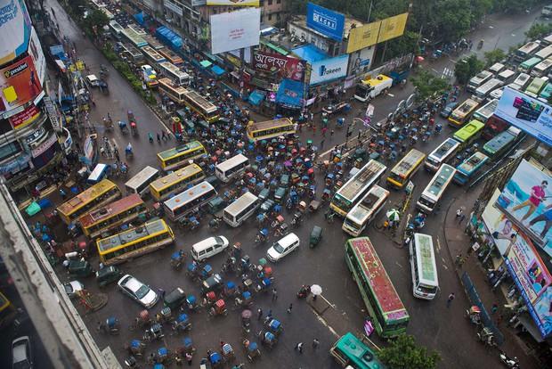 Không chỉ Indonesia, rất nhiều thành phố khác trên thế giới cũng thường xuyên ùn tắc kinh hoàng - Ảnh 14.