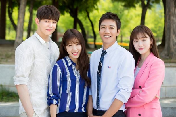 Nhìn lại sự nghiệp diễn xuất của gà nhà YG - Lee Sung Kyung đến thời Doctors - Ảnh 14.