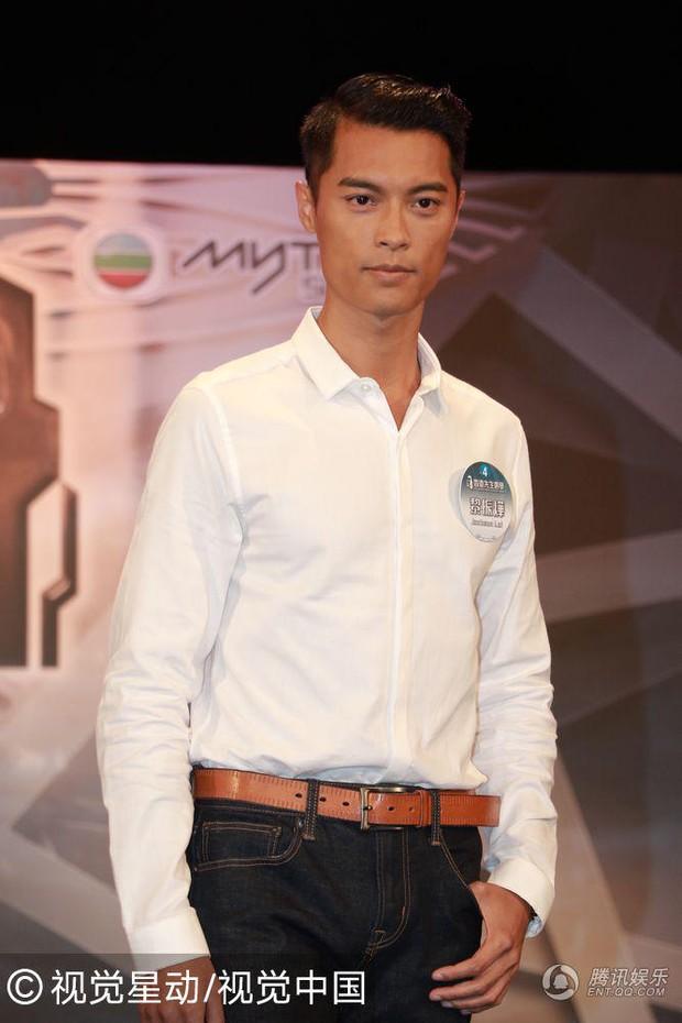 Đây chính là 10 gương mặt sáng giá nhất trong cuộc thi Quý ông Hồng Kông 2016 - Ảnh 14.
