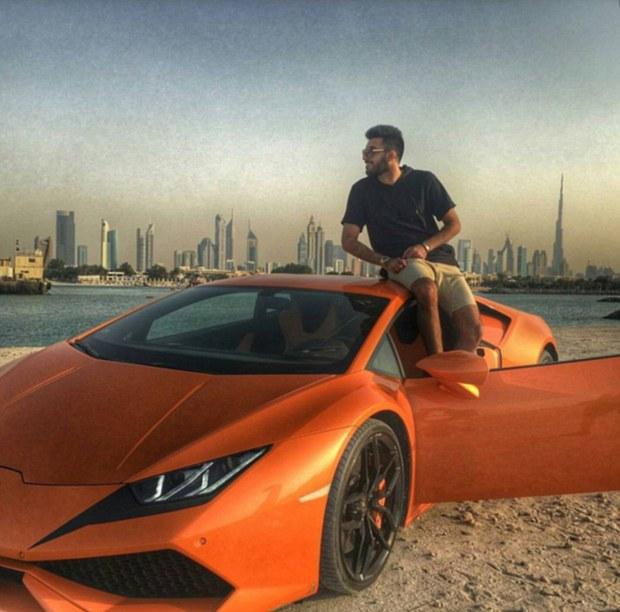Hãy xem cách mà hội con nhà giàu Dubai nhảy múa trên đống tiền - Ảnh 6.