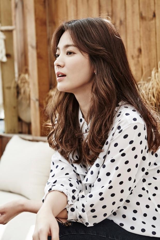 Song Hye Kyo úp mở về chuyện kết hôn trong tương lai - Ảnh 1.
