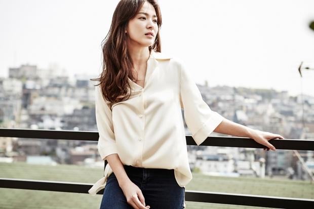 Song Hye Kyo úp mở về chuyện kết hôn trong tương lai - Ảnh 2.