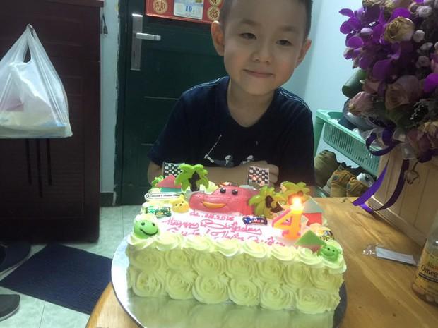 Quách Ngọc Ngoan khoe ảnh hạnh phúc mừng sinh nhật con trai - Ảnh 4.