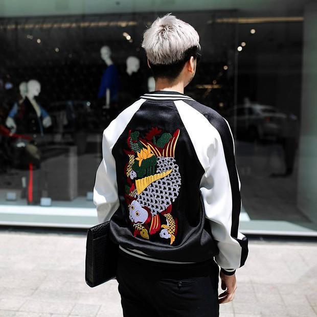 Gặp gỡ ekip làm nên chiếc jacket cá chép chinh phục cả sao Hàn lẫn giới trẻ Việt - Ảnh 14.