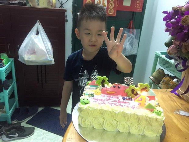 Quách Ngọc Ngoan khoe ảnh hạnh phúc mừng sinh nhật con trai - Ảnh 3.