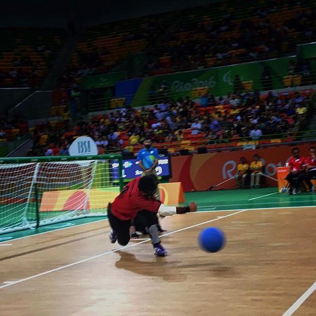 Câu chuyện cảm động về nhiếp ảnh gia khiếm thị tác nghiệp ở Paralympic - Ảnh 12.