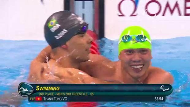 Việt Nam có thêm 2 huy chương ở đấu trường Paralympic Rio 2016 - Ảnh 1.