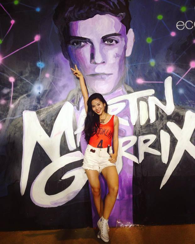 Ngập tràn trai xinh gái đẹp đang quẩy hết mình tại show Martin Garrix tối nay! - Ảnh 23.