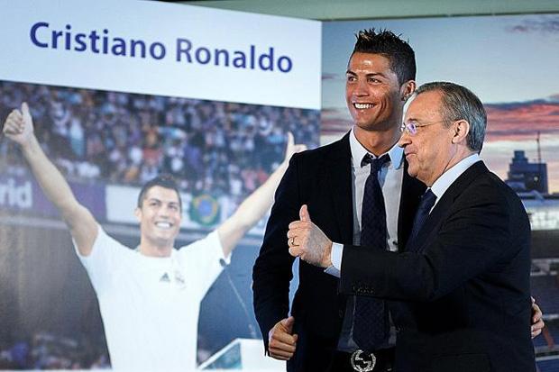 Real Madrid từ chối yêu cầu ký hợp đồng mới của Ronaldo - Ảnh 1.