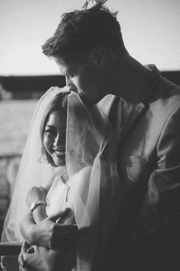 Nhờ cực kì chênh lệch chiều cao nên bộ ảnh của cặp đôi này trở nên siêu hot! - Ảnh 17.