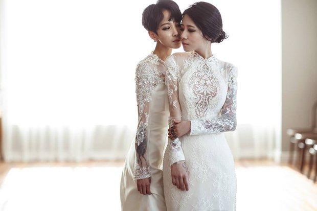 Chuyện tình đẹp của cặp đôi đồng tính nữ Hàn Quốc sẽ khiến bạn dám làm tất cả chỉ để yêu! - Ảnh 11.