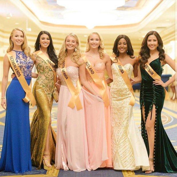 Nguyễn Thị Loan tự tin nói tiếng Anh trước 80 thí sinh Miss Grand International - Ảnh 3.