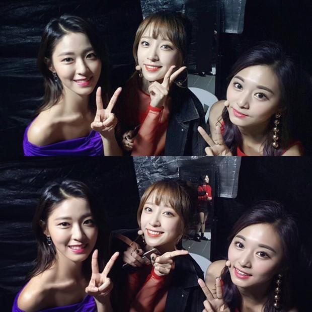 Ba mỹ nhân thế hệ mới Seolhyun, Hani và Tzuyu khi đứng cạnh nhau, ai đẹp hơn ai? - Ảnh 1.