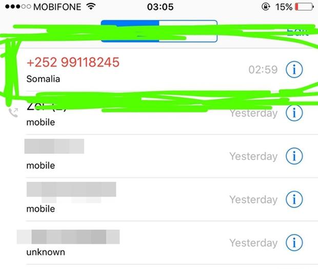 Đừng bao giờ bắt máy số điện thoại này nếu bạn không muốn mất sạch tiền trong tài khoản! - Ảnh 2.