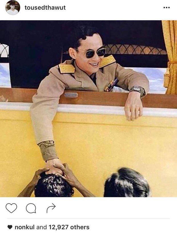 Sao Thái Lan đau buồn, bày tỏ thương tiếc trước sự ra đi của Quốc Vương Bhumibol - Ảnh 2.